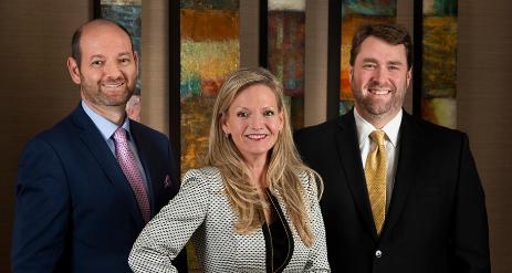 Three New Shareholders